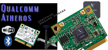 Unofficial Qualcomm Atheros VENdors and DEVices